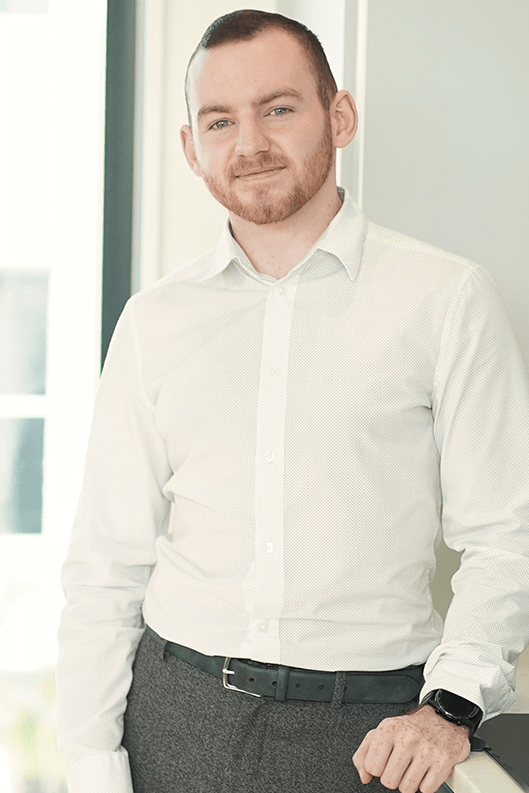 Alex Shaw, Marketing Manager - Ormskirk